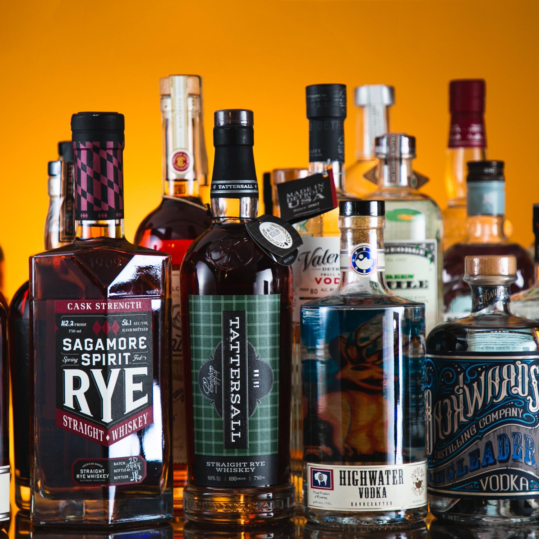 9 Best American Liquors: The Manual Spirit Awards 2018 | The Manual